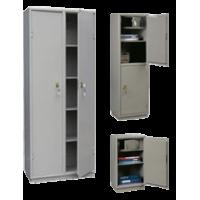 Металлические бухгалтерские шкафы для документов