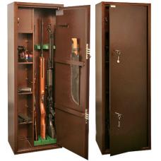 Оружейный шкаф КО-32Т (1250х430х260)
