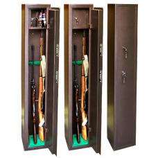 Оружейный шкаф КО-36 т (1500х250х280)