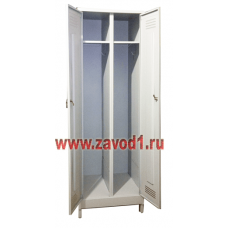 Шкаф для одежды ШР-22 на ножках (сварной) (1990х600/800х500). новинка