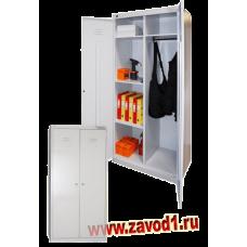 Шкаф для одежды ШМ-У в разобранном виде (клепка) (1850х530/600/800х500)