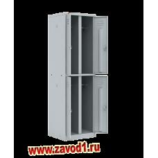 Сборно-разборный шкаф для одежды ШРМ-24 (1860х600х500)