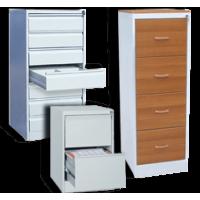 Металлические картотечные шкафы