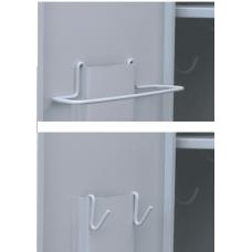 Держатель и крючки для полотенца