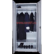 Сборно-разборный шкаф для одежды ШХА-850.0 +П(1850х850х500)