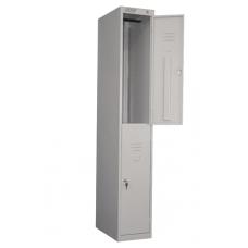 Сборный шкаф для одежды на 2 отделения ШРС-12 Основа (1850х300х500)
