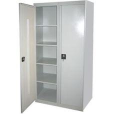 Офисный архивный шкаф ШХА-100 1850х970х385/500 двухсекционный