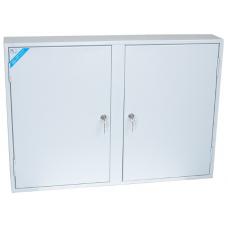 Шкафчик для ключей со стеклом СВ-50С