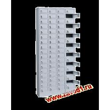 Шкаф на 17 ячеек (1860х200х200)мм. для мобильных телефонов