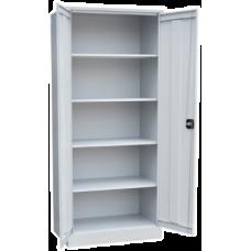 Архивный хозяйственный шкаф ША-600/800 (1860х600/800х500) 4 полки (Сварной)