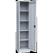 Архивный хозяйственный шкаф ША-400 (1860х400х500) 4 полки (Сварной)