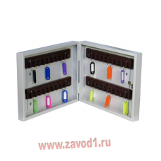 Шкафчик для ключей металлический СВ-40