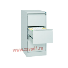 Шкаф картотечный КР-3 (3 ящика) 1010х485х600 (под заказ 7-10 р.д)