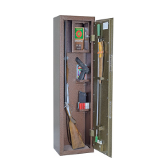 Оружейный шкаф ОШ-2С (1150х350х250)