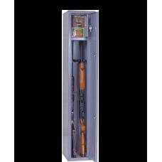 Шкаф оружейный эконом ОШН-1 (1242х220х2500)мм