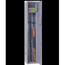 Шкаф оружейный эконом ОШН-3 (1385х300х285)мм