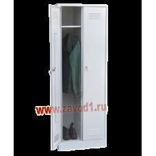 Шкаф для одежды ШР-22 (сварной) (1860х600/800х500). новинка