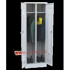 Шкаф для одежды ШР-22 (сварной) (1860х600/800х500)