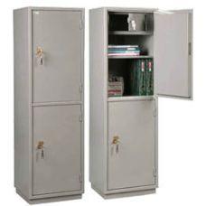 Шкаф бухгалтерский КБ-032Т (1550х470х400)