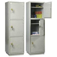 Шкаф бухгалтерский КБ-033 (1555х470х395)