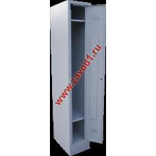Шкаф для одежды ШР-11 с полкой под обувь (сварной) (1860х300/400х500)