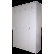 Сборный модулем шкаф для одежды ШРС-11/4 секции (1850х1200/1600х500)